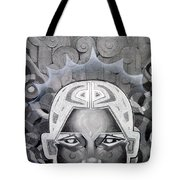 Abcd Tote Bag