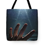 Abducted Tote Bag