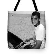 Abdula Whey Tote Bag