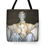 Abe Down To His Knees Tote Bag