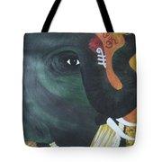 Abhaya Ganapathi Tote Bag