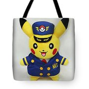 Abhishek Malani - My Favourite Pokemon Tote Bag