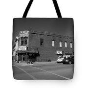 Abilene, Kansas - Cedar And 3rd II Tote Bag