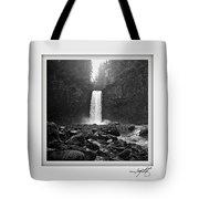 Abiqua Falls Amphitheater  Tote Bag