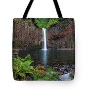 Abiqua Falls In Summer Tote Bag