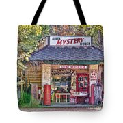 Abita Mystery House Tote Bag