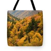 Ablaze With Autumn Glory Tote Bag