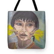 Aborigen Venezolano Tote Bag
