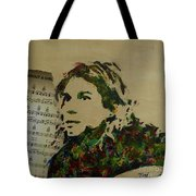 About A Girl Tote Bag