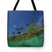 Blue Palette  Tote Bag