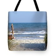 About Time Tote Bag