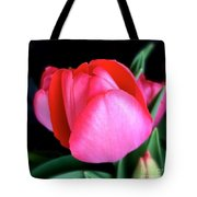 Just About To Bloom Tote Bag