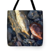 Above And Below Water Two  Tote Bag
