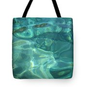 Above And Beneath Tote Bag