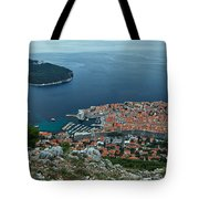 Above Dubrovnik - Croatia Tote Bag