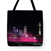 Above Niagara Tote Bag