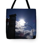 Above Our Heads Tote Bag