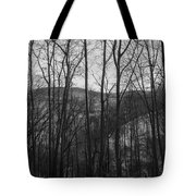 Above The Allegheny  Tote Bag