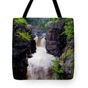 Above The Cauldron Tote Bag