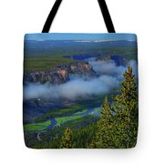 Above The Madison Tote Bag