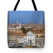 Above Venice Tote Bag