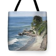 Above Zuma Tote Bag