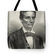 Abraham Lincoln - As A Presidential Candidate Tote Bag