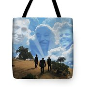 Abraham Martin And John Tote Bag