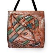 Absence - Tile Tote Bag