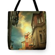 Absence 16 40 Tote Bag