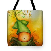 Absent Childhood Tote Bag