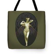 Absinthe Fairy  Tote Bag