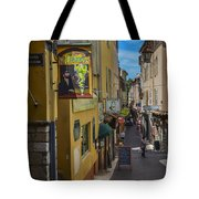 Absinthe In Antibes Tote Bag