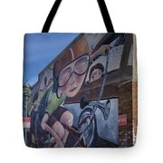 Absolute Bikes Of Flagstaff Tote Bag