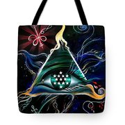 Absolute - Creator Of The Universe  Tote Bag
