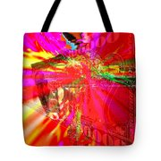 Absolute Power Corrupts Absolutely Tote Bag