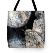 Absolutelly Fantastic Humanity Portret By Master Kloska Large Size Cosmic Garden Wow Tote Bag