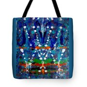 Absolutely Pure Kundalini Tote Bag