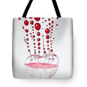 Absolution Of Amour Tote Bag