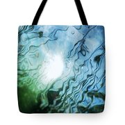 Absract Reeds No. 2 Tote Bag