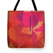 Abstraction 1 Tote Bag