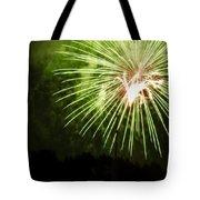 Abstarct Art Five Tote Bag