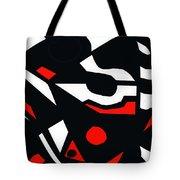 Abstrac7-30-09 Tote Bag