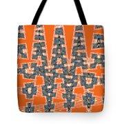 Abstract # 2060ew4a Tote Bag