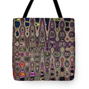 Abstract # 7952 3wa Tote Bag