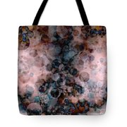 Abstract - Colorful Bubbles Tote Bag