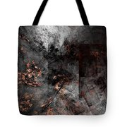 Abstract 01-07-10-a Tote Bag
