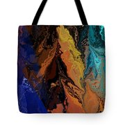 Abstract 010811 Tote Bag