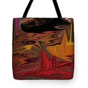 Abstract 011311 Tote Bag