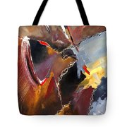 Abstract 020606 Tote Bag